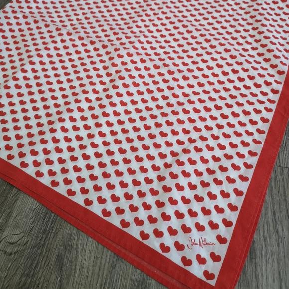 Handmade picnic blanket